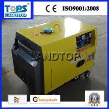Economic Small Diesel Silent Portable Generator