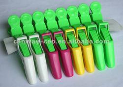 crocodile clip,sectioning clip,aligator clip,plastic clip