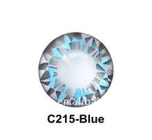 C215-Blue blue diamond 14.2 fairy contact lens