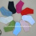 Calcetines Happy -zapatillas de algodón.