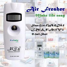 300ml Bathroom Accessory air freshener + Spry Air Freshener + Automatic LCD Aerosol Dispenser(TS11101A)/car air freshener