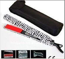 professional Zebra 1' hair straightener