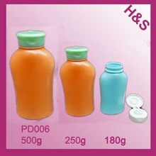 Cosmetic PE Bottle