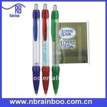 hot sale promotional advertising pen banner pen