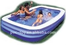 2011 hot sale inflatable adult swim pool