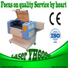 YiHai CNC Laser engraving machine YH-6090 with good price