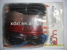 2013 new car amp wiring kit