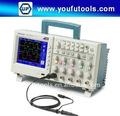 Tektronix tds2014c 100 mhz, 4 canal, 2gs/s osciloscópio de armazenamento digital com ativa tft display colorido