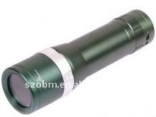 LED 3W 180 LM Waterproof Power Style Zoom Flashlight Police Security LED Flashlight