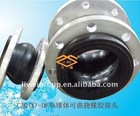 good quality different sizes rubber joint pipe fiting