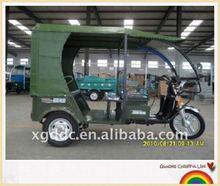 Passenger Electric tricycle economic model