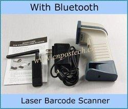 Bluetooth Wireless Laser Barcode Scanner