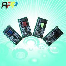 Copatible copier color toner cartridge chip MP C2551 for ricoh