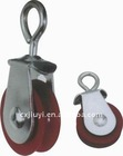 "1-7/8"" Nylon rope Pulley full case type"