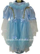 Principessa Dress For Kids TZ-8991 del partito Halloween/di carnevale