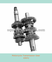 2013 motorcycle spare shaft gearbox