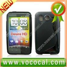 for HTC G10 Desire HD Case, TPU Cover
