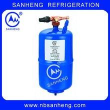 Vertical Liquid Receiver for Refrigeration System