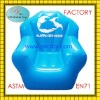 Factory cost at very good cost Fashionable Platic pvc air Inflatable Sofa for promotions and water play or advertising for kids