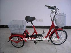 big power USA standard electric trike 500W