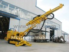 Hydraulic crawler drilling rig