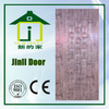Antic light color melamine MDF Moulded Door Skins