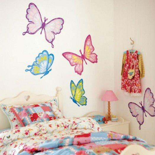Pegatinas para paredes imagui for Pegatinas pared nina