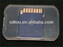 4GB SD HC SDHC Secure Digital Memory Card +CASE