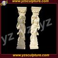 Estatuas de mármol columnas clm-264v