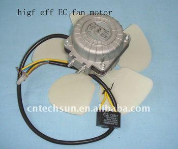 Ec Motor Fan Motor View Ec Motor Fan Motor Techsun