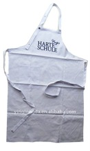 Promotion white apron
