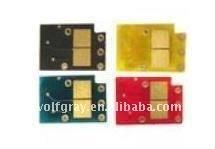 Compatible laser toner chip for HP Q6472A (Y) toner,3505/3600/3800 printer (BK)