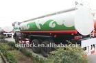 6x6 off-road water tank truck