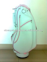 pink golf cart bag staff bag