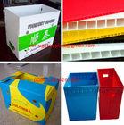 PP Plastic Corrugated Tote Boxes