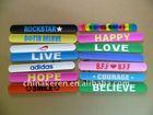 slap ruler bracelet