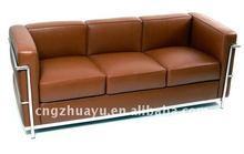 Le Corbusier collection LC3 Sofa