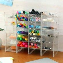 acrylic sundry organizer