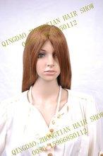 2012 Hot sales !!! Russian hair kosher wigs