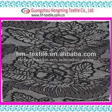 100% nylon 2012 popular lace fabric