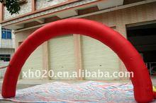 Popular and best saler commercial grade vinyl tarpaulin brand new advertising inflatable archway