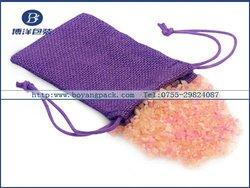 handmade mini jute bags wholesale