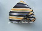 100% silk woven strip ties