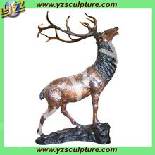 Garden decoration brass animal sculpture BAS-A018