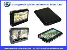 4.3inch car GPS bluetooth free map