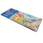 hot sale packing box 50pieces coloring pencils case