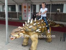 2012 entertainment recreational center ride dinosaur