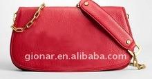 fashion genuine leather handbag 2012