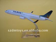 OEM plastic model airplane-developmental toy airplane