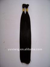 Wholesale Virgin Remy Chinese Human Hair Bulk For Hair Maker